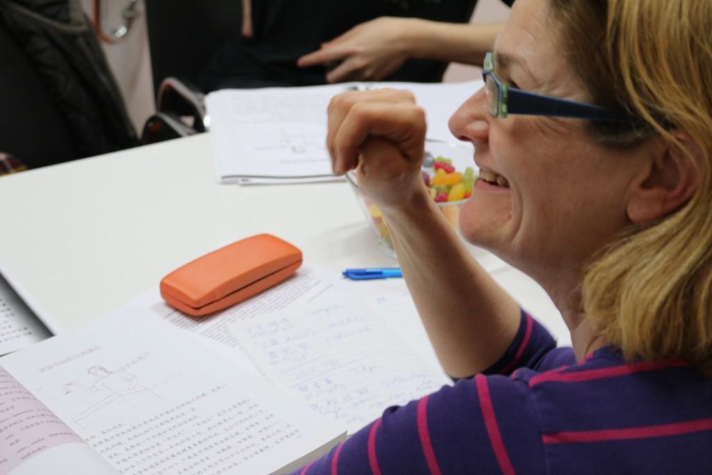 Megafon Sprachschule Chinesisch IV